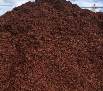Kimberly Red Mulch