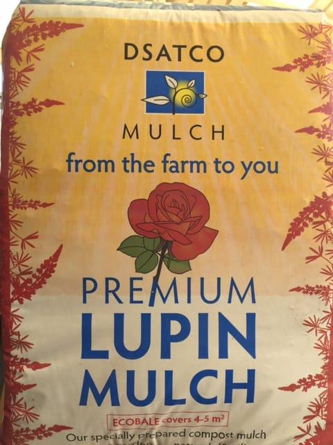 Lupin Mulch